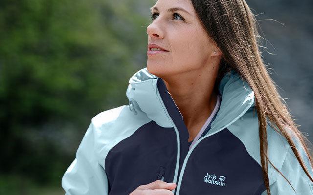 Outdoor 3-in-1 jackets