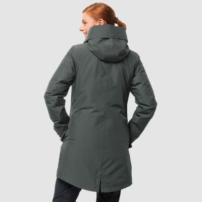 MONTEREY BAY COAT